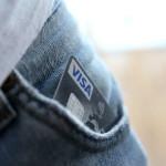 Praktisch: Prepaid Kreditkarte in der Hosentasche.