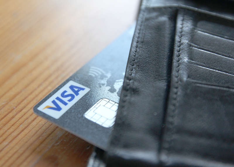Visa Prepaid Kreditkarte