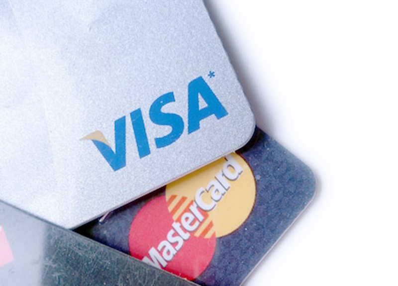 Kreditkarten: Visa und Master Card